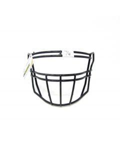 Pittsburgh Steelers 12.13.2020 Game Used #76 Chukwuma Okorafor Facemask