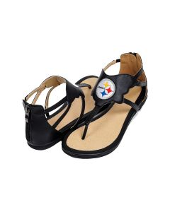 Pittsburgh Steelers Women's Cuce Sandal