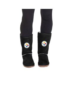 Pittsburgh Steelers Women's Cuce Conqueror Boot