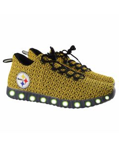Pittsburgh Steelers Light Up Sneaker