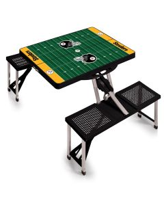 Pittsburgh Steelers Portable Picnic Table