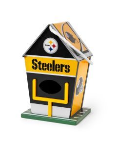 Pittsburgh Steelers Birdhouse
