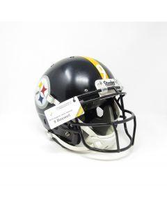 Pittsburgh Steelers 2019 Game Used Helmet Worn by #9 Chris Boswell