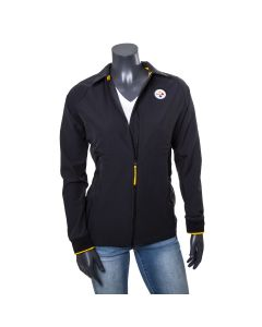 Pittsburgh Steelers Women's Nike Therma Mediumweight Jacket
