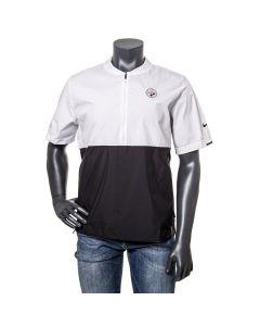 Pittsburgh Steelers Men's Nike Membrane Short Sleeve Jacket