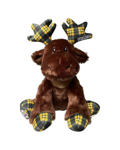 Pittsburgh Steelers Plush Flannel Moose
