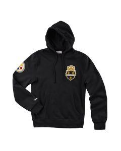 Pittsburgh Steelers Mitchell & Ness 1933 Pullover Fleece Hoodie