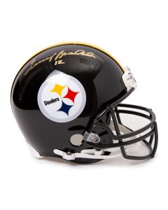 Pittsburgh Steelers #12 Terry Bradshaw Autographed Riddell ProLine Authentic Full Size Helmet