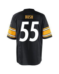 Devin Bush #55 Youth Nike Replica Home Jersey