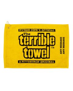 Pittsburgh Steelers Custom Golf Terrible Towel