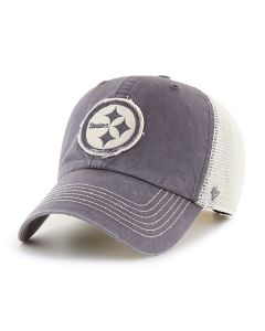 Pittsburgh Steelers '47 Hudson Mesh CLEAN UP Hat