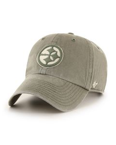Pittsburgh Steelers '47 Hudson Olive CLEAN UP Hat