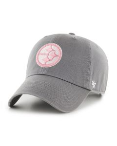 Pittsburgh Steelers '47 Women's CLEAN UP Pink Logo Hat