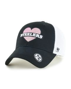 Pittsburgh Steelers '47 Girls' MVP Sweetheart Hat