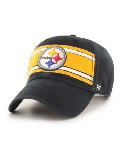 Pittsburgh Steelers '47 Team Stripe CLEAN UP Hat