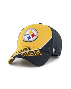 Pittsburgh Steelers '47 MVP Venture Hat