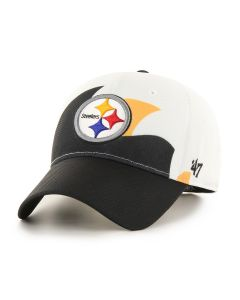 Pittsburgh Steelers '47 Solo Waves Shark Hat