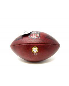 Pittsburgh Steelers 10.18.2020 Game Used Football vs. Browns