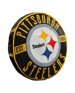 Pittsburgh Steelers Established 1933 Cloud Pillow