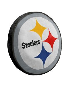 Pittsburgh Steelers Logo Cloud Pillow