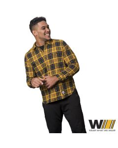 Pittsburgh Steelers Levi's Gridiron Long Sleeve Plaid Top