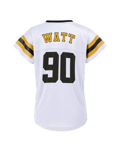 #90 T.J. Watt Girl's Fashion Jersey