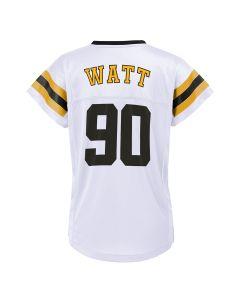 #90 T.J. Watt Girl's Fashion Jersey