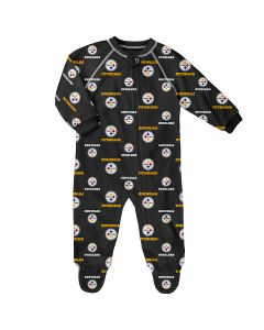 Pittsburgh Steelers Boys' Infant Fleece Sleeper