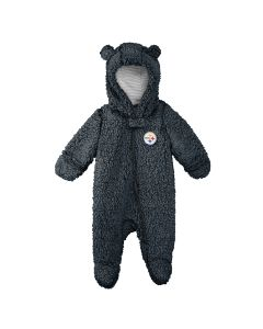 Pittsburgh Steelers Newborn Game Nap Sherpa Sleeper