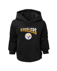 Pittsburgh Steelers Toddler Vortex Mix Perfect Hoodie