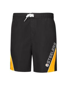 Pittsburgh Steelers Men's Sunrise Volley Swim Short
