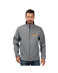 Pittsburgh Steelers Completion Transitional Soft Shell Full Zip Jacket