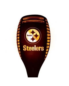Pittsburgh Steelers LED Solar Torch