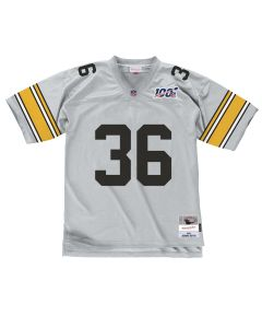 Jerome Bettis #36 Mitchell & Ness Limited Platinum 100 Year Jersey