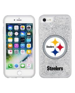 Pittsburgh Steelers Glitter iPhone Cell Phone Case