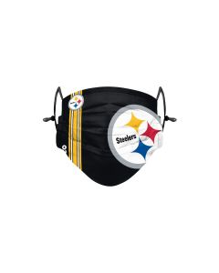 Pittsburgh Steelers Gameday Adjustable Face Covering