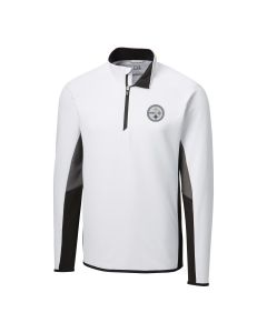 Pittsburgh Steelers Cutter & Buck Traverse 1/2 Zip Top