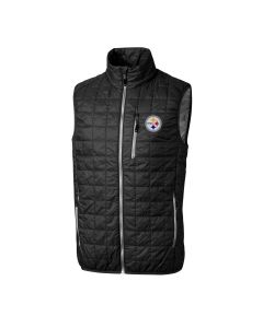 Pittsburgh Steelers Cutter & Buck Rainier Vest