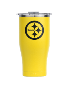 Pittsburgh Steelers 27 oz. ORCA Chaser Color Rush Dandelion Reverse Tumbler
