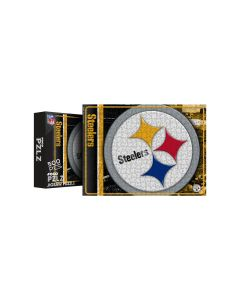 Pittsburgh Steelers Big Logo 500 Piece Puzzle