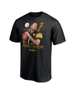 Pittsburgh Steelers #7 Ben Roethlisberger 2020 Short Sleeve T-Shirt