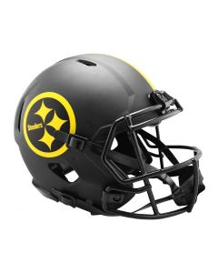 Pittsburgh Steelers Authentic Eclipse Color Rush Eclipse Speed Helmet