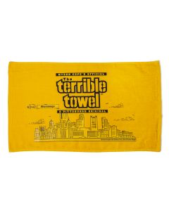 Pittsburgh Steelers City Scape Terrible Towel