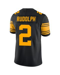 Mason Rudolph #2 Men's Nike Limited Color Rush Jersey