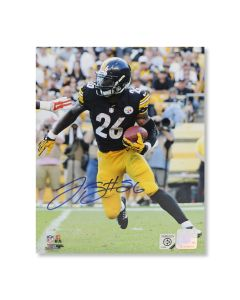 Pittsburgh Steelers #26 Le'Veon Bell 'the Juice' Autographed 8x10 Photo