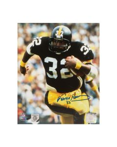 Pittsburgh Steelers #32 Franco Harris 'Home Game Action' Signed 8x10 Photo