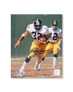 Pittsburgh Steelers #32 Franco Harris 'Away Game Action' Signed 8x10 Photo