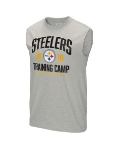 Pittsburgh Steelers Men's 2019 Training Camp Broad Jump Tank