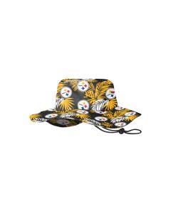 Pittsburgh Steelers Floral Boonie Hat