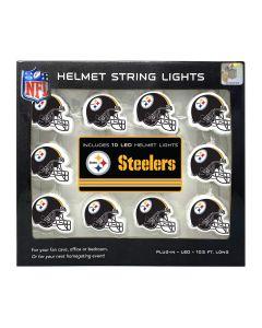 Pittsburgh Steelers Helmet String Lights
